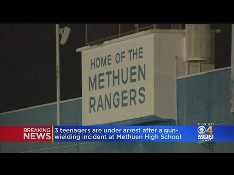 3 Teens Arrested After Incident At Methuen High School Football Game