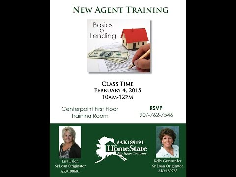 New Agent Training