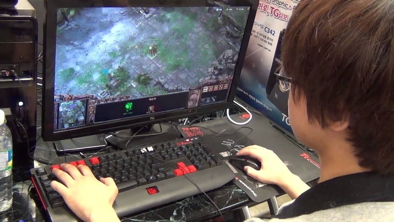 FP VOD of Annyeong Prime at the WCS Qualifier Finals vs. Jjakji
