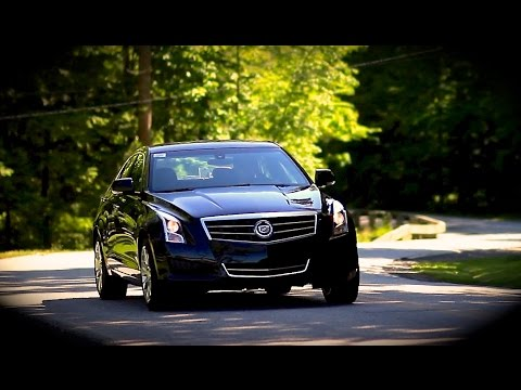 2014 Cadillac ATS Luxury 2.0T AWD Start Up, Full Review, Exhaust, & Test Drive @ CRESTMONT CADILLAC