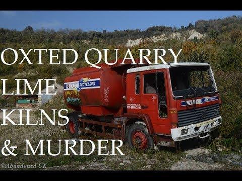 Urbex ~ Oxted Lime Kilns & 1946 Chalk Pit Murder