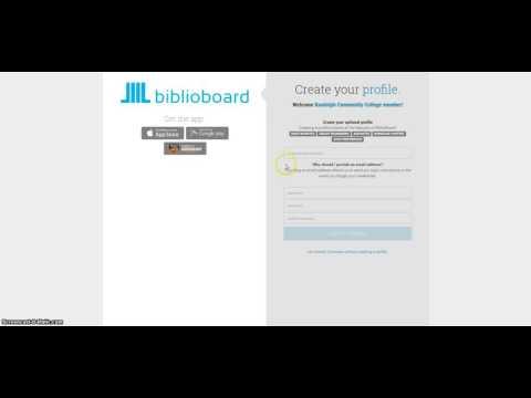 User Profile & Mobile Apps
