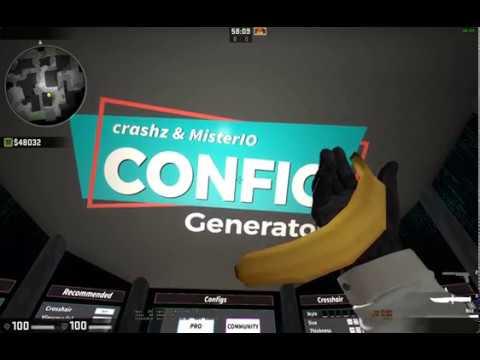 CS:GO Config Generator Easter Egg