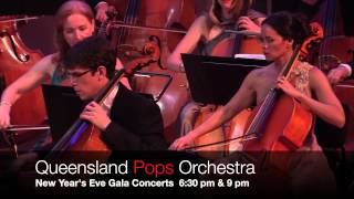 Queensland Pops Orchestra New Year