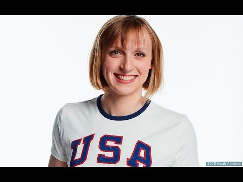 Hot Katie Ledecky Wins #Olympics Gold Medal, Sets World Record
