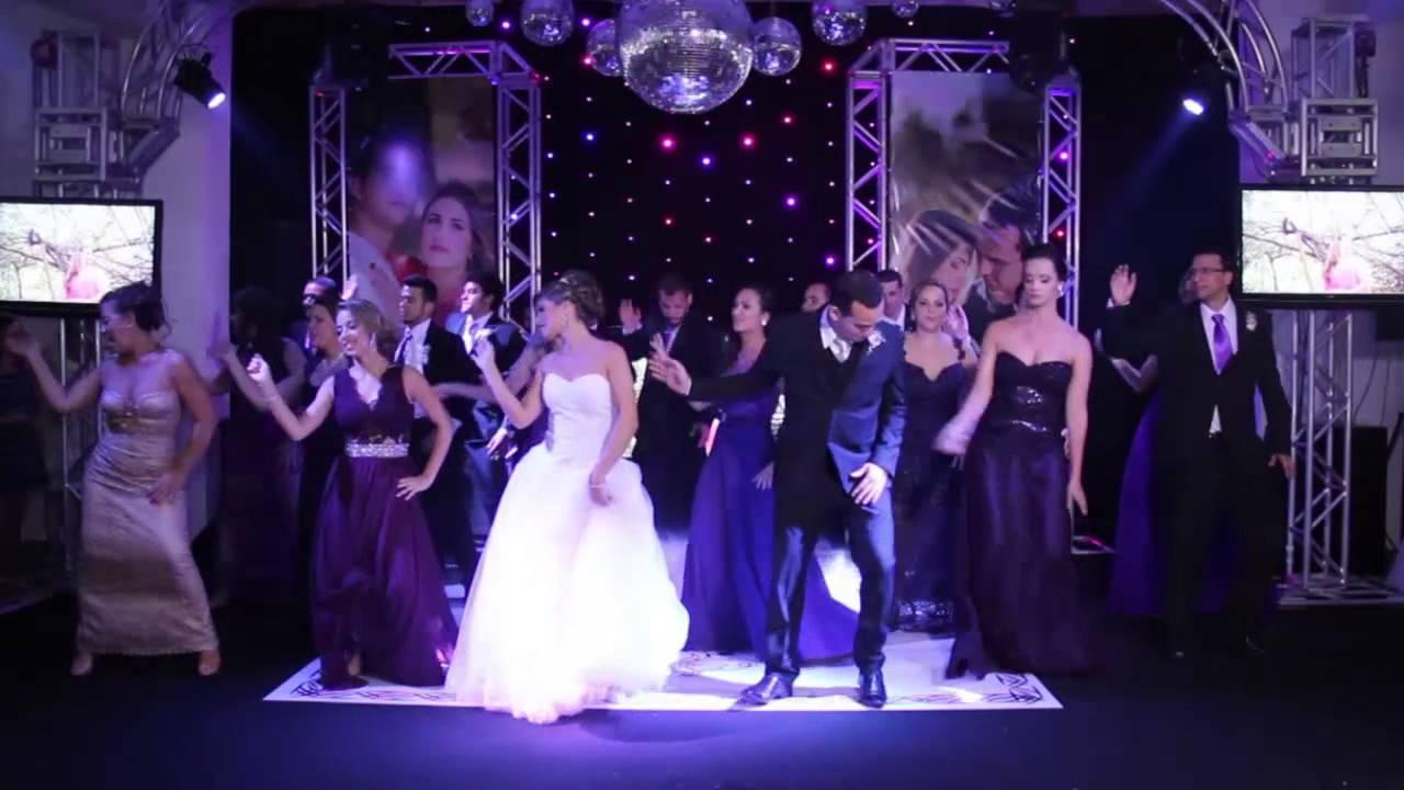 0ad05d90fa Dança dos noivos e padrinhos - Daniel + Valeria - YouTube