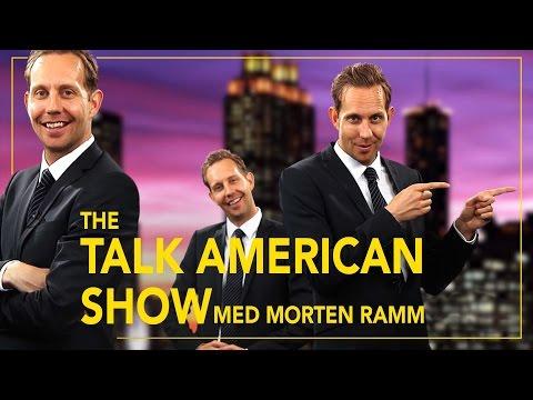Talk American Show: Bård Ylvisåker