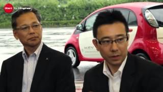 三菱i-MiEVロングインタビュー