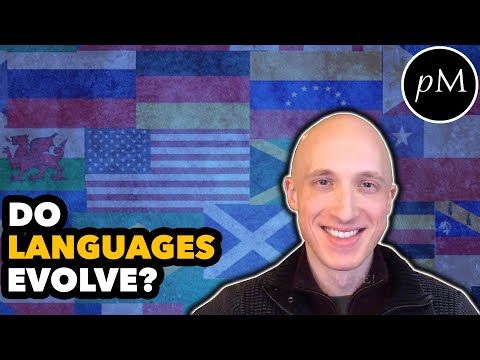 Do Languages Evolve?
