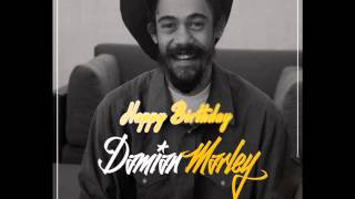 Damian Marley Best Hits Mix BY DJ O. ZION [happy earthday Gong Zila]
