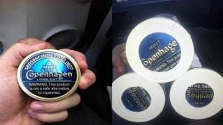 Copenhagen Mint! The untold secret...