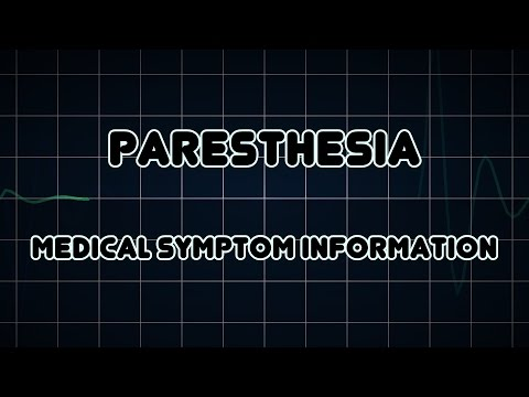 Paresthesia (Medical Symptom)