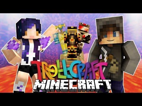 LET'S GO TO LAUREN LAND! - Minecraft TrollCraft - Ep.32