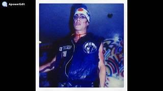 19830621 IGGY POP イギーポップ LIVE Tokyo, Nihon Seinenkan 日本青年館