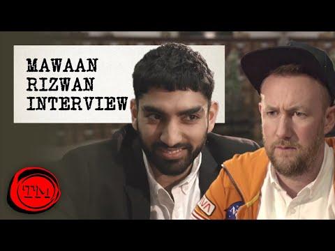 Mawaan Rizwan Interviews Alex Horne   Taskmaster S10
