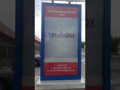Mediabox Solar Billboard  Graphics and Ad Creation