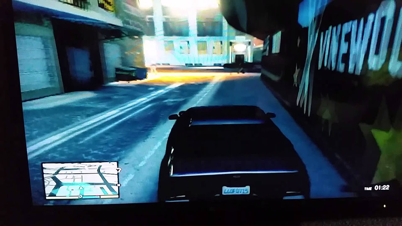 How to get the unmarked police car on gta 5 - YouTube