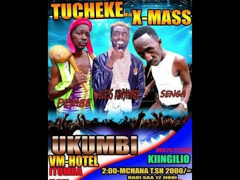Download CHEKA NA X MASS SENGA,BLESS KINYAMBE NA PEMBE TER 25 12 2018 ITUMBA ILEJE