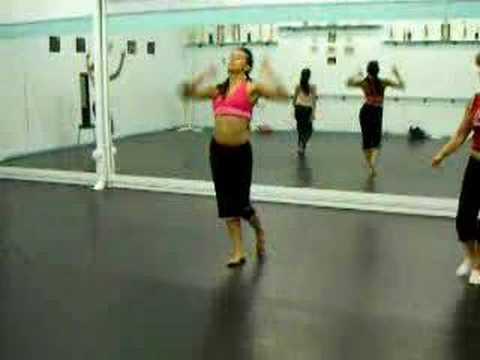 Laura Furtado- ShowGirls' Class Summer 2007