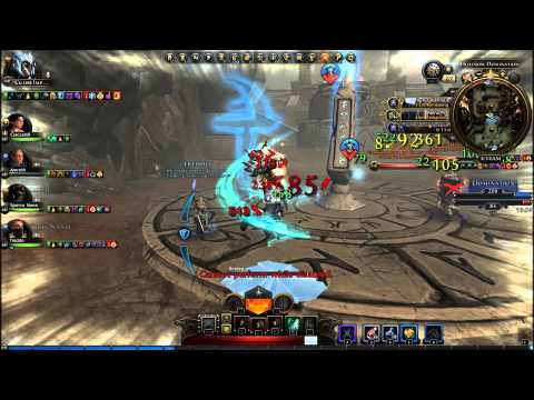 Neverwinter online: Three Crowns Company vs Cookie Monsters & Chronic Legion
