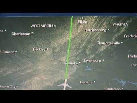 Miami-to-Toronto flight: South Beach, St. Augustine, Niagara Falls, downtown Toronto 2012-02-28