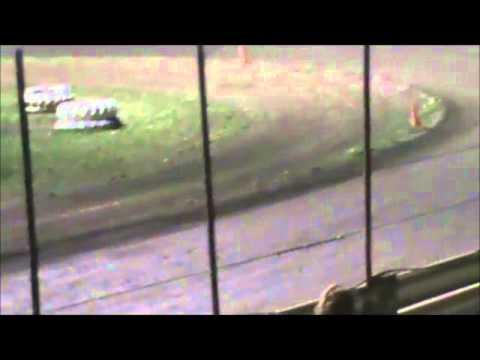 Compass Racing Development- Gage Stevens- Feature 5-1-15