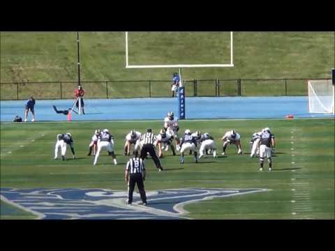 Carnegie Mellon University vs  Thomas More College 9/24/2016