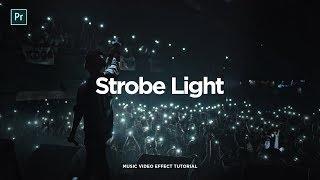 Strobe Light/Flicker Effect! Music Video Transition Tutorial! (Adobe Premiere Pro CC 2017 Tutorial)