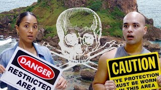 5 Of The Most DANGEROUS Places On Saipan   WE670