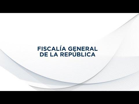 #EnVivo Mensaje a medios del Fiscal General de la República, Alejandro Gertz Manero