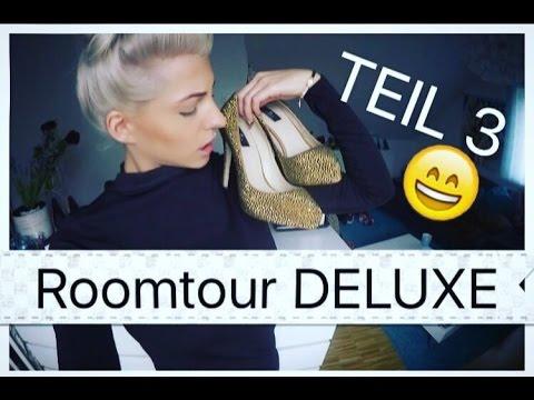 Roomtour Deluxe I aktuelle Wohnung ♡ Sarah Nowak zieht um Teil 3