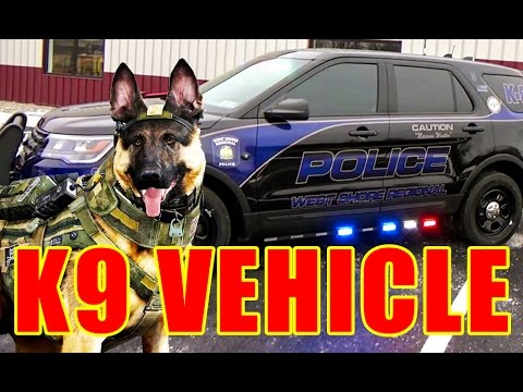 2016 Ford Interceptor SUV | West Shore regional PD | K9 VEHICLE | 911RR