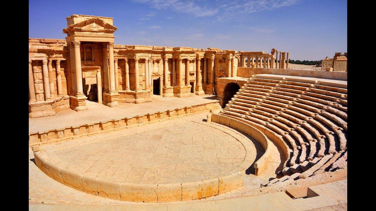 Пальмира-античный город в Сирии. История Пальмиры