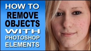 photoshop elements tutorial removing unwanted objects items photoshop elements 9 10 11 12