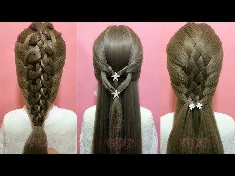 [ 美しい髪を作る]25シンプルだが美しいヘアスタイルパート#5