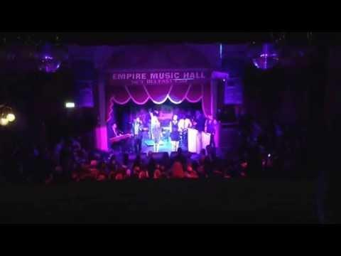 Postmodern Jukebox ft Morgan James Maps - Vintage 1970s Soul Maroon 5 Cover LIVE IN BELFAST 2015