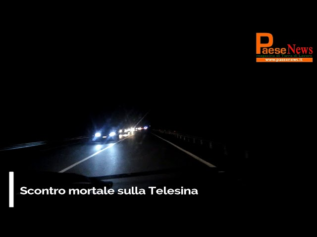 telesina incidente mortale1