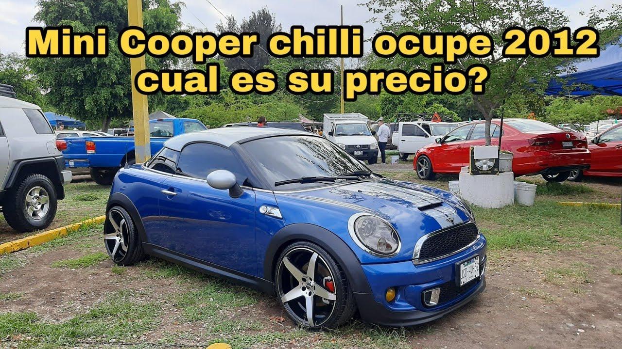 mini cooper s chilli 2012 cual es su precio 2021