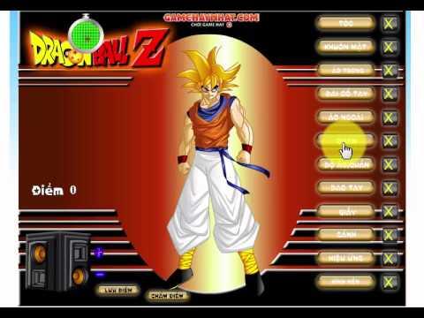 Thời trang Songoku hay nhất - Game Giải Trí 3D - Gamehaynhat.com