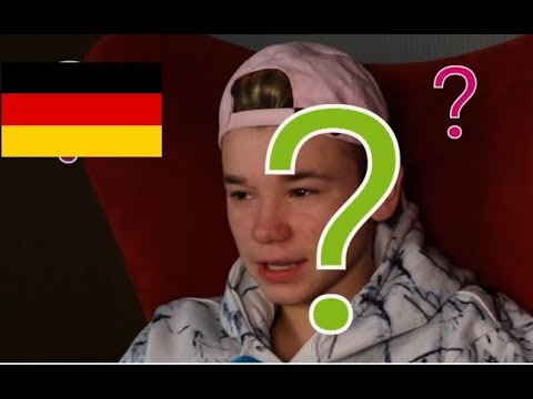 Marcus & Martinus speak German + sick on tour (english subtitles)