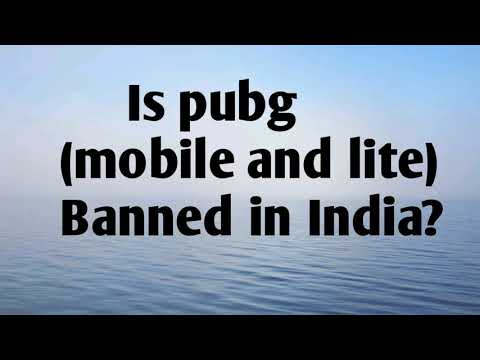 Pubg banned 😭😭 full information will pubg unban again? from YouTube · Duration:  5 minutes