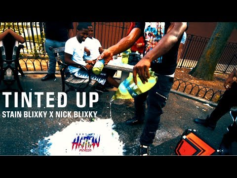 STAIN BLIXKY X NICK BLIXKY - TINTED UP   Shot By @HaitianPicasso