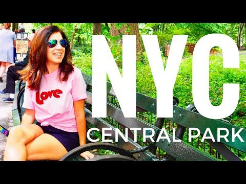 Central Park New York City Sightseeing Tour - Park Hyatt NYC - Tour Episode 1