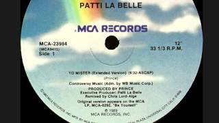 "Patti LaBelle: ""Yo Mister"" (Extended Remix)"