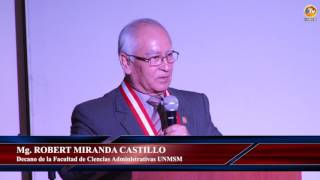 Tema: Inauguración del II Congreso Peruano de Turismo  Arequipa 2016