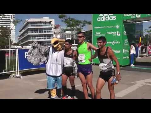 Buscate! LLEGADA COMPLETA 1/4 Maratón Buenos Aires Provincia ART 10,5K,