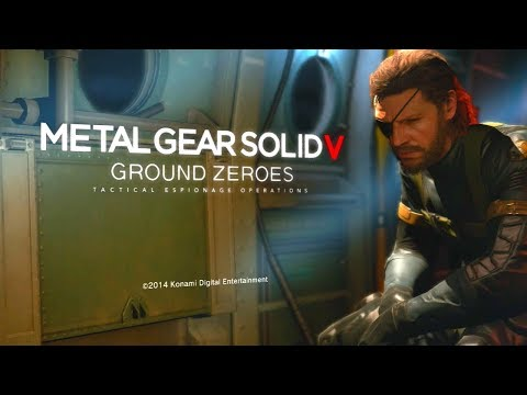 #2 METAL GEAR SOLID V: GROUND ZEROES