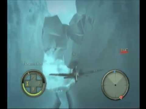 Blazing Angels Squadrons Of WWII Part 15 Top Secret Walkthrough Wii