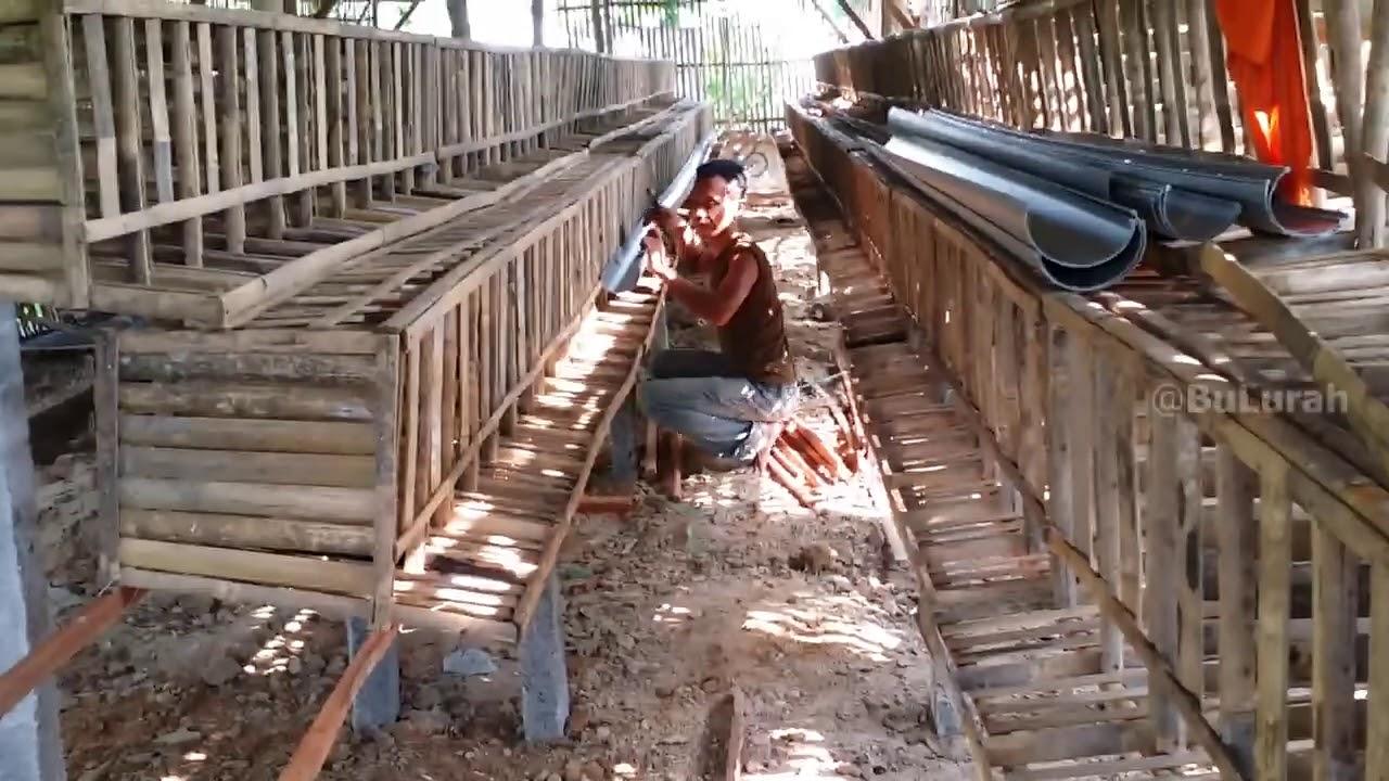 Cara Membuat Pagar Ayam Dari Bambu - Pagar Rumah