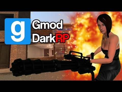 Frisky's Rampage (Gmod DarkRP)